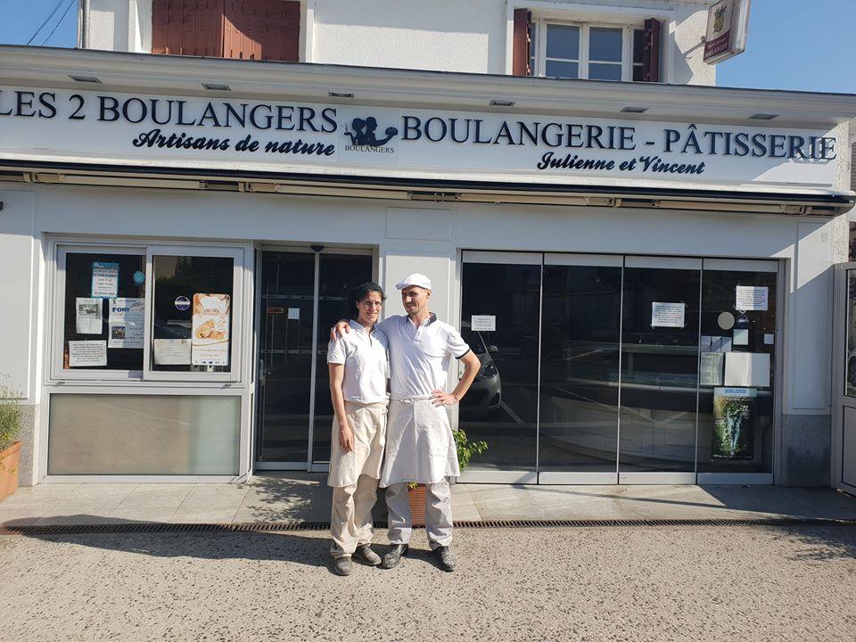 Les 2 boulangers